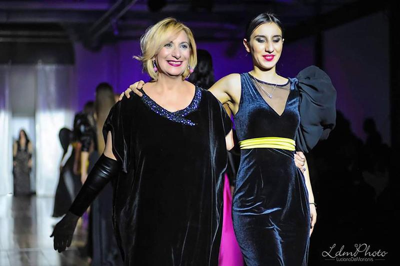 Couture Donna Di Clemente Milano Carmen La Alla Fashion Guerriera QdsChrt